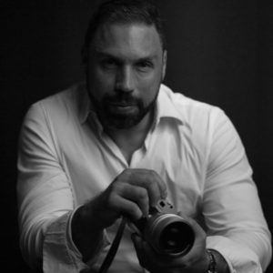 Leica Review Founder - Photographer Oz Yilmaz - Oz Yilmaz is an award-winning Canadian film producer, film director, photographer. Pelicula films founder Oz Yilmaz is the creator and producer of Portragram and Kooples Projects