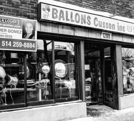 Ballons - Espace a Louer - Photography Book - Oz Yilmaz